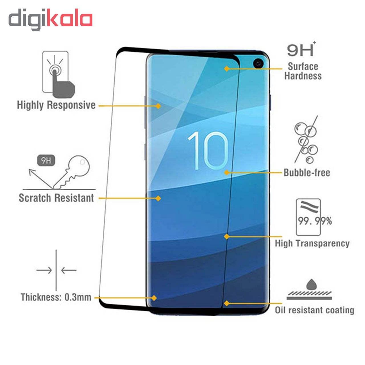محافظ صفحه نمایش مدل 22eue مناسب برای گوشی سامسونگ Galaxy S10 Plus main 1 3