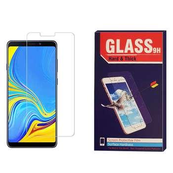 محافظ صفحه نمایش Hard and thick مدل F-001 مناسب برای گوشی موبایل سامسونگ Galaxy A9 2018
