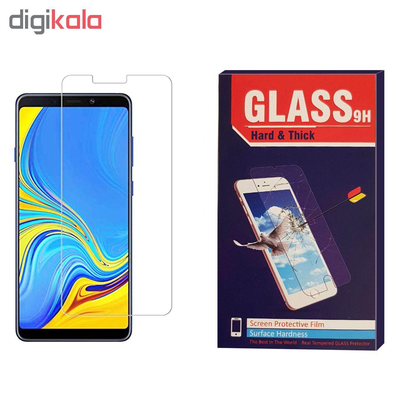 محافظ صفحه نمایش Hard and thick مدل F-001 مناسب برای گوشی موبایل سامسونگ Galaxy A9 2018 main 1 1