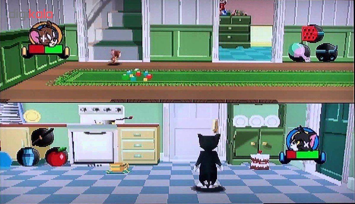 بازی Tom and Jerry مخصوص ps1