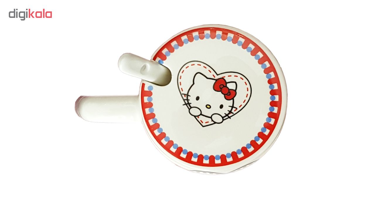 ماگ مدل Hello Kitty