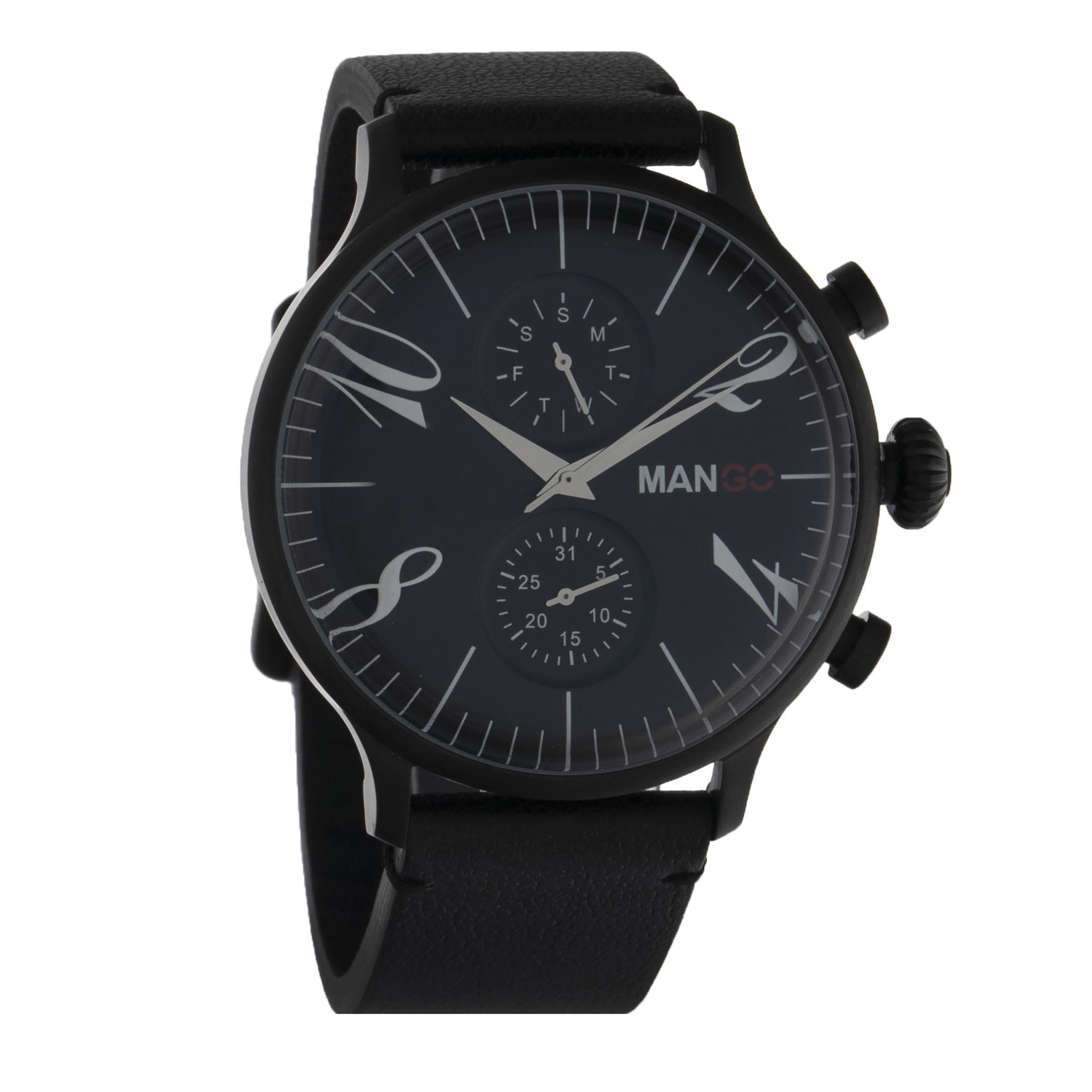 ساعت مچی عقربه ای مردانه مدل MG950008-BK
