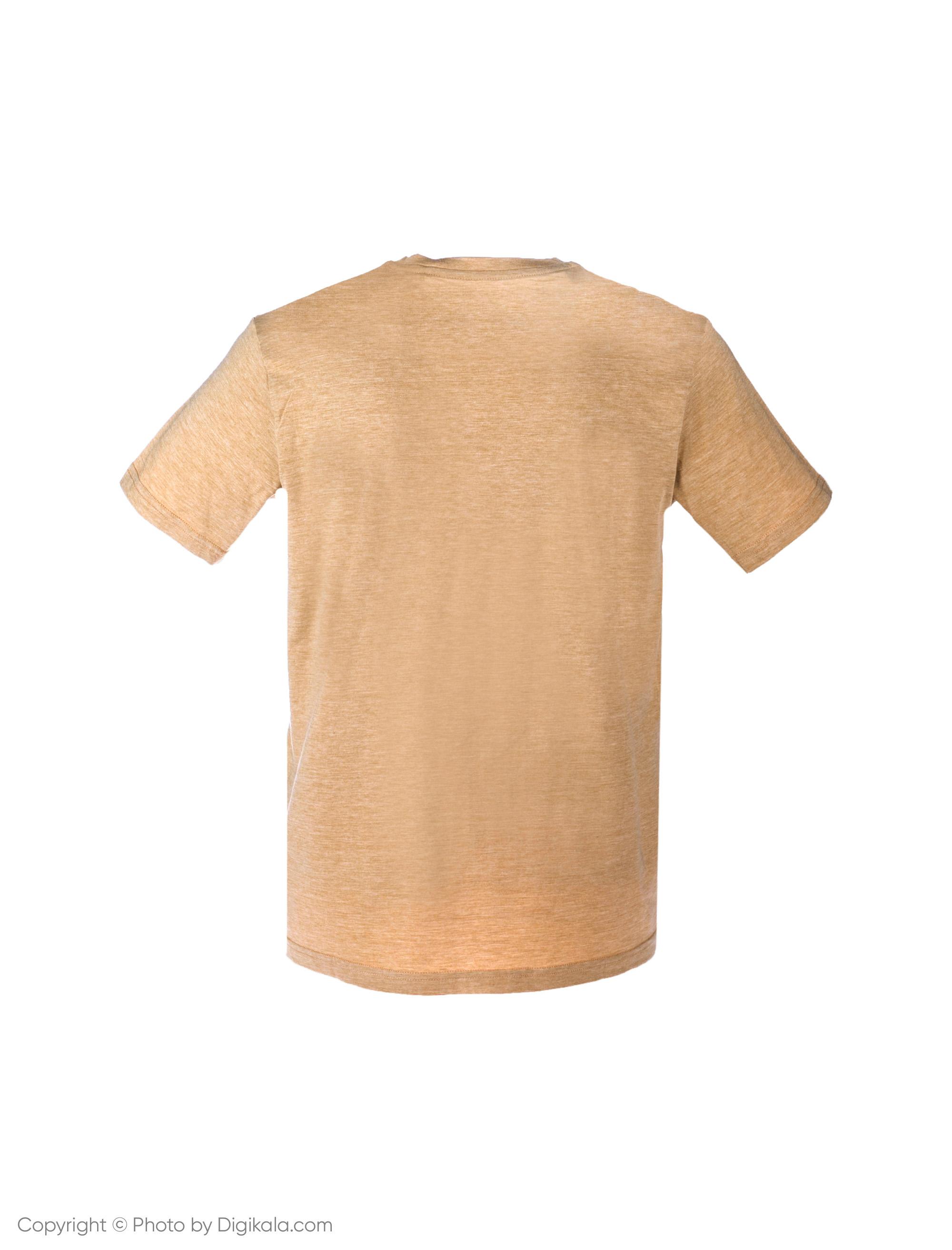 تی شرت مردانه زی مدل 153113123