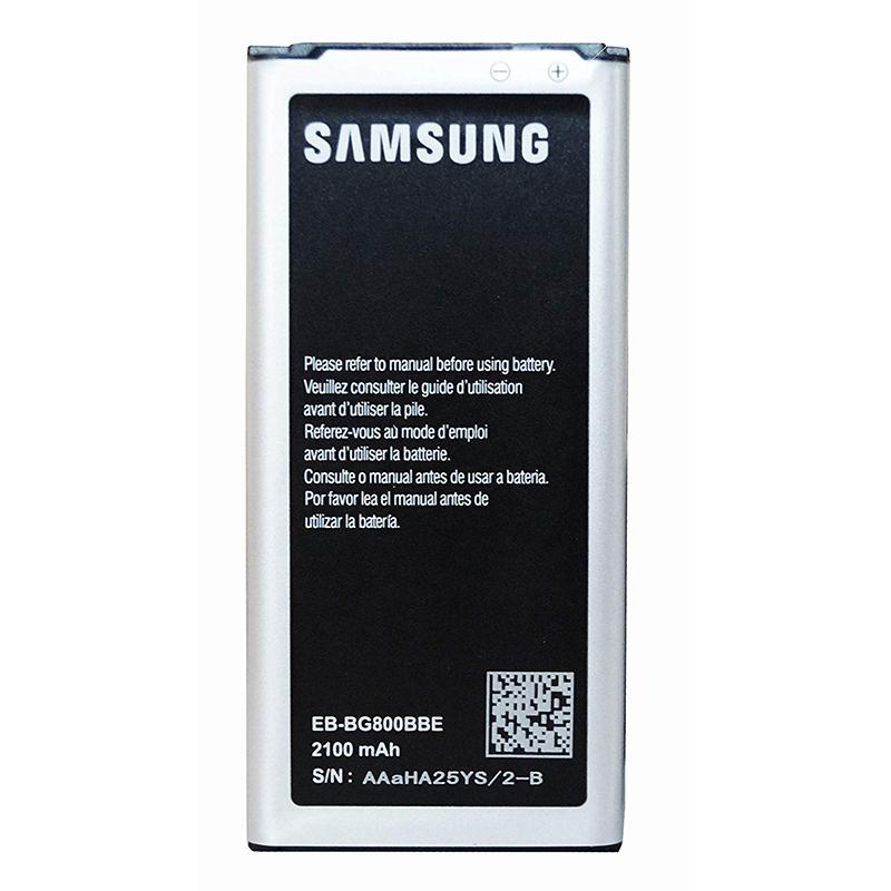 باتری موبایل مدل EB-BG800BBE ظرفیت 2100mAh مناسب برای گوشی موبایل سامسونگ s5 mini
