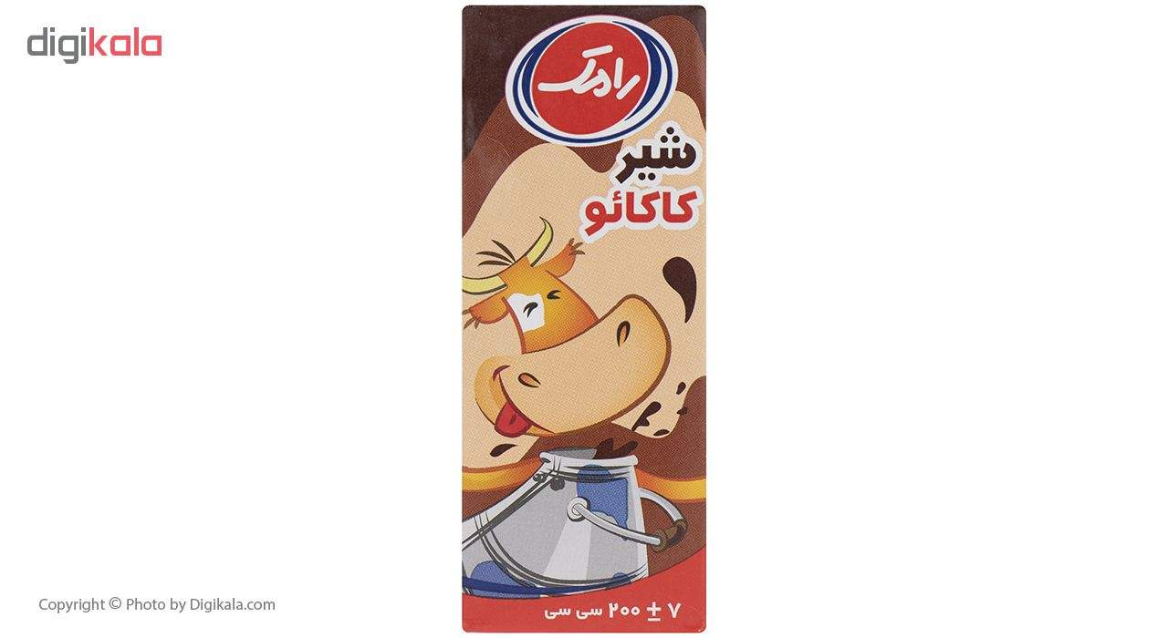 شیر کاکائو رامک مقدار 0.2 لیتر main 1 2