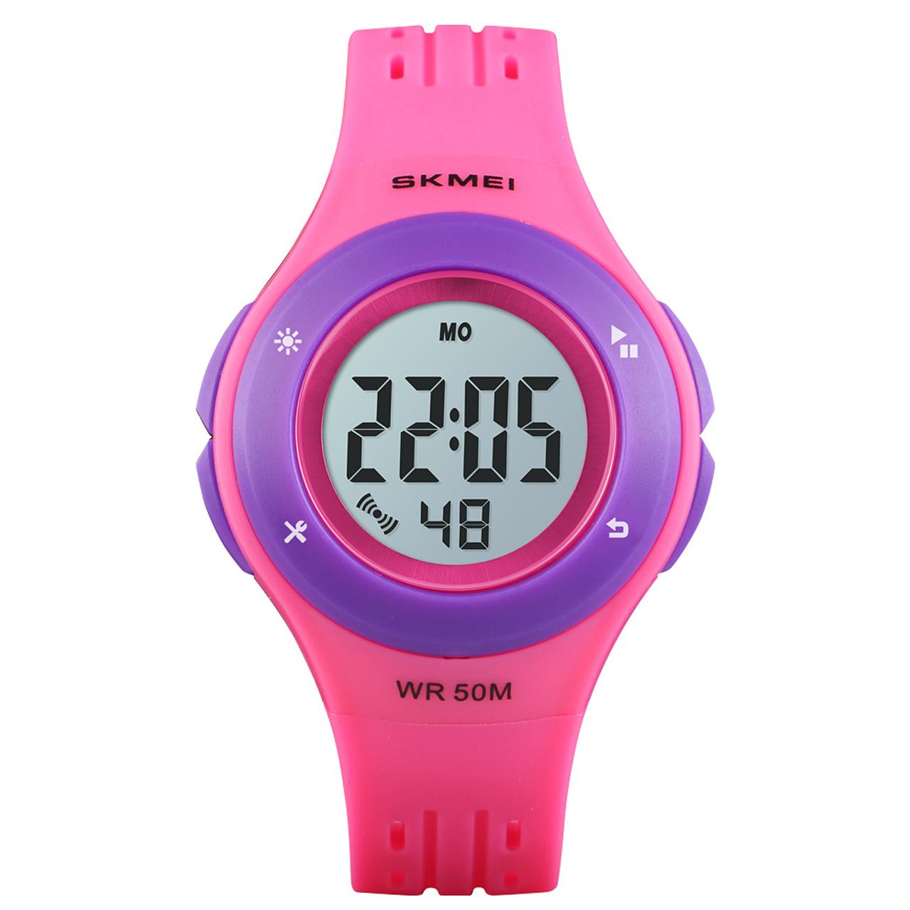 ساعت مچی دیجیتال دخترانه اسکمی مدل 1455P