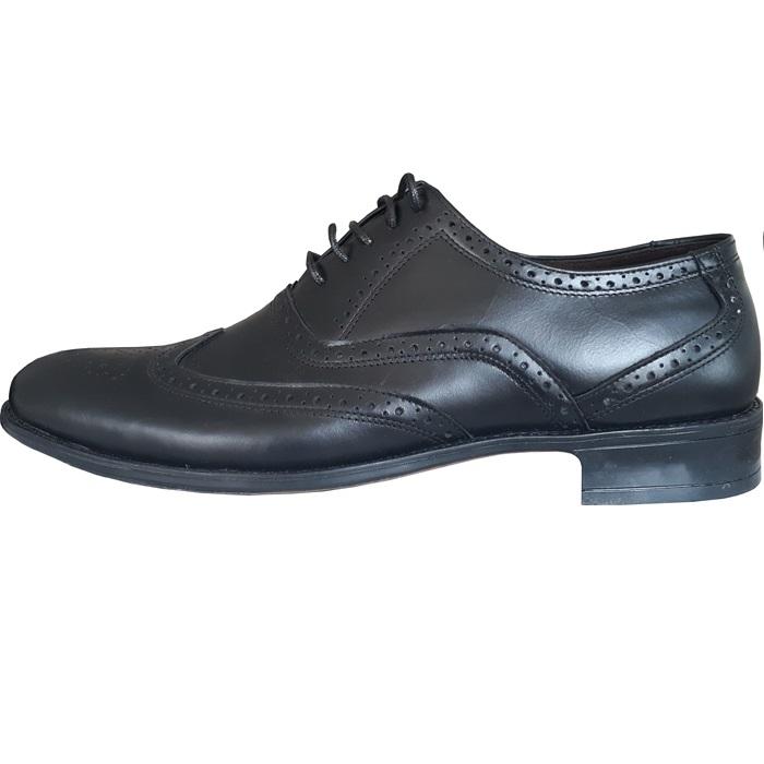کفش چرم مردانه shm220.1