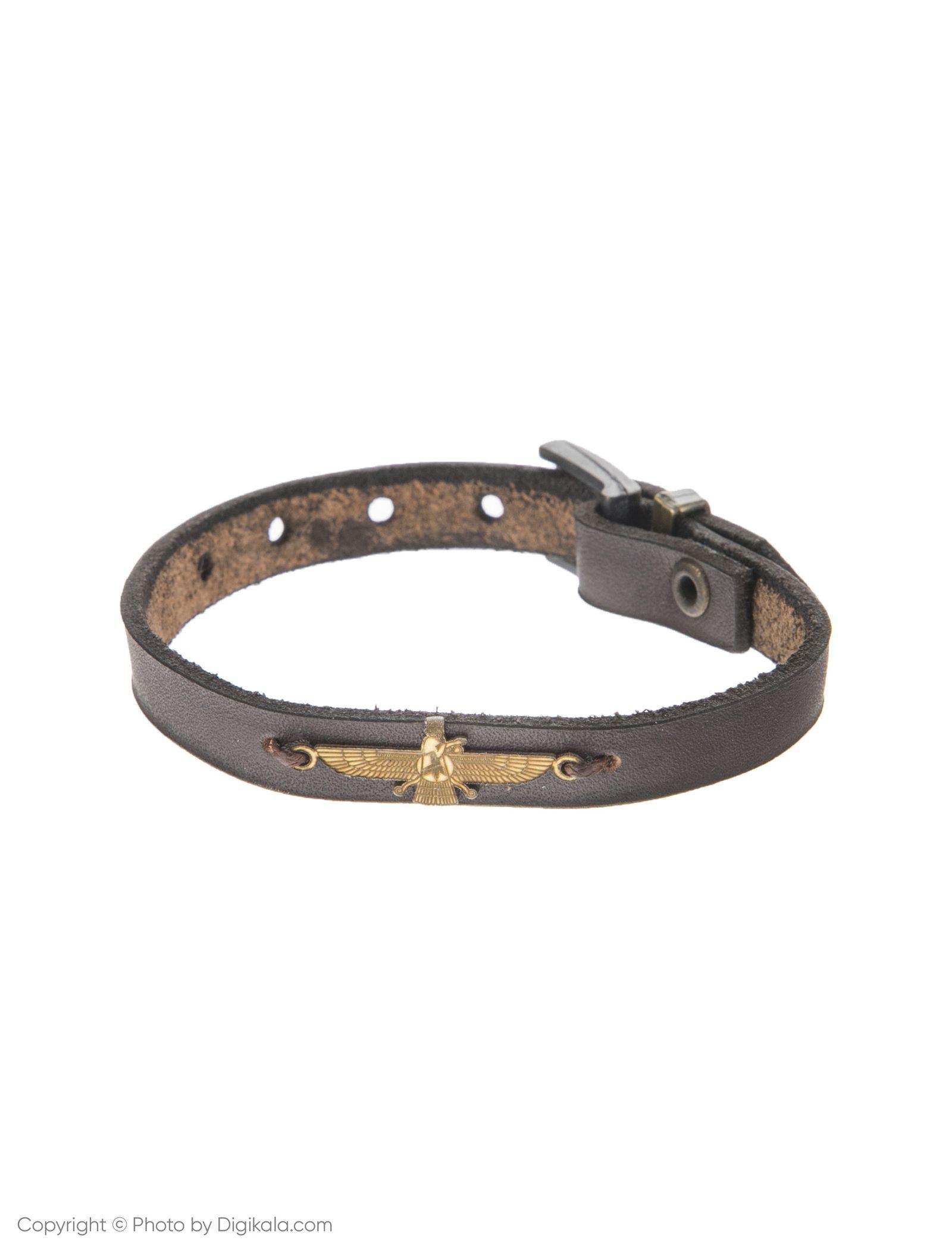 دستبند چرمی میو مدل BM62 -  - 1