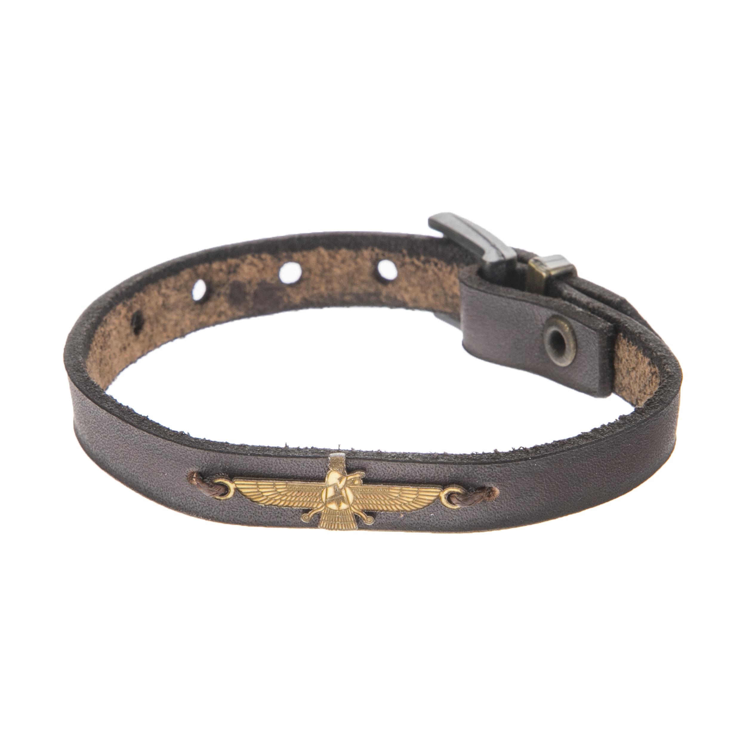 دستبند چرمی میو مدل BM62 -  - 2