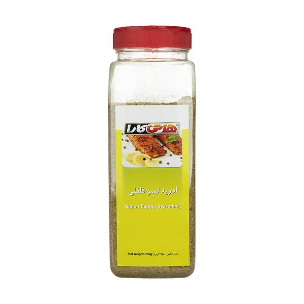 ادویه لیمو فلفلی هاتی کارا وزن 750 گرم