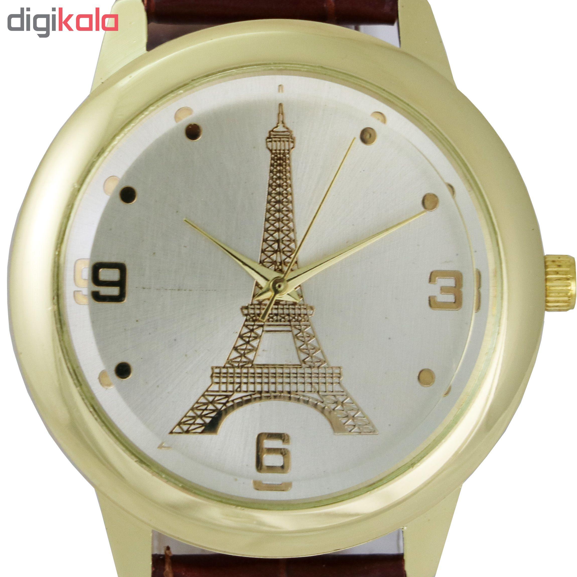 ساعت زنانه برند مدل MW638