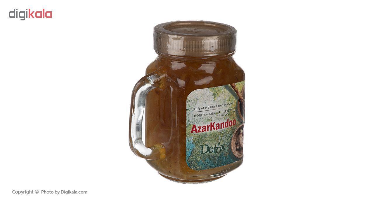 معجون عسل آذرکندو - 600 گرم main 1 2