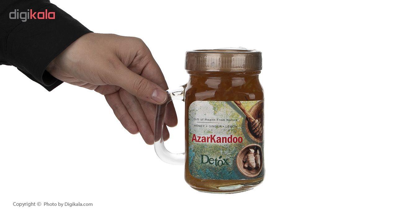 معجون عسل آذرکندو - 600 گرم main 1 4