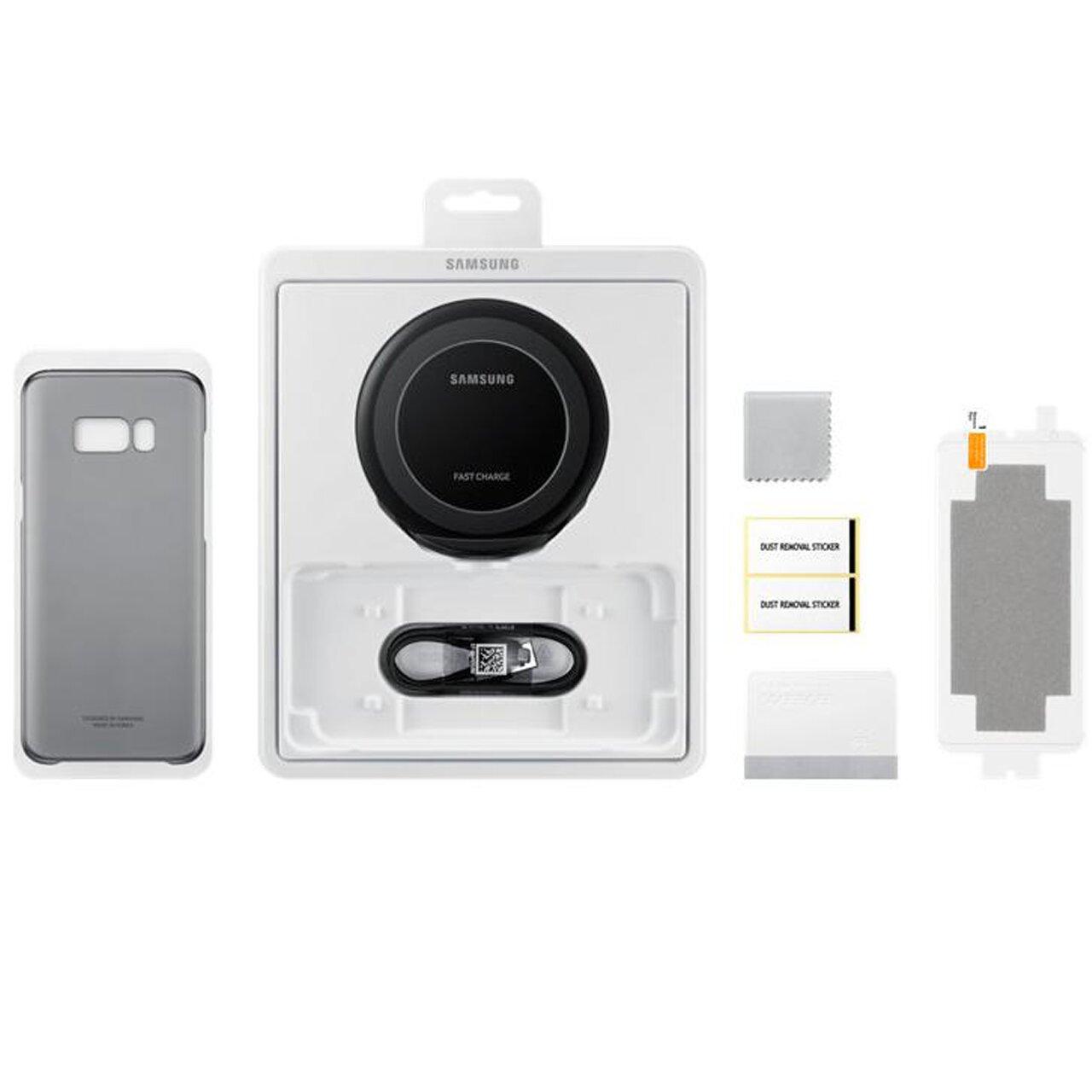 مجموعه لوازم جانبی سامسونگ مدل EP-WG95F مناسب برای گوشی موبایل سامسونگ Galaxy S8 Plus