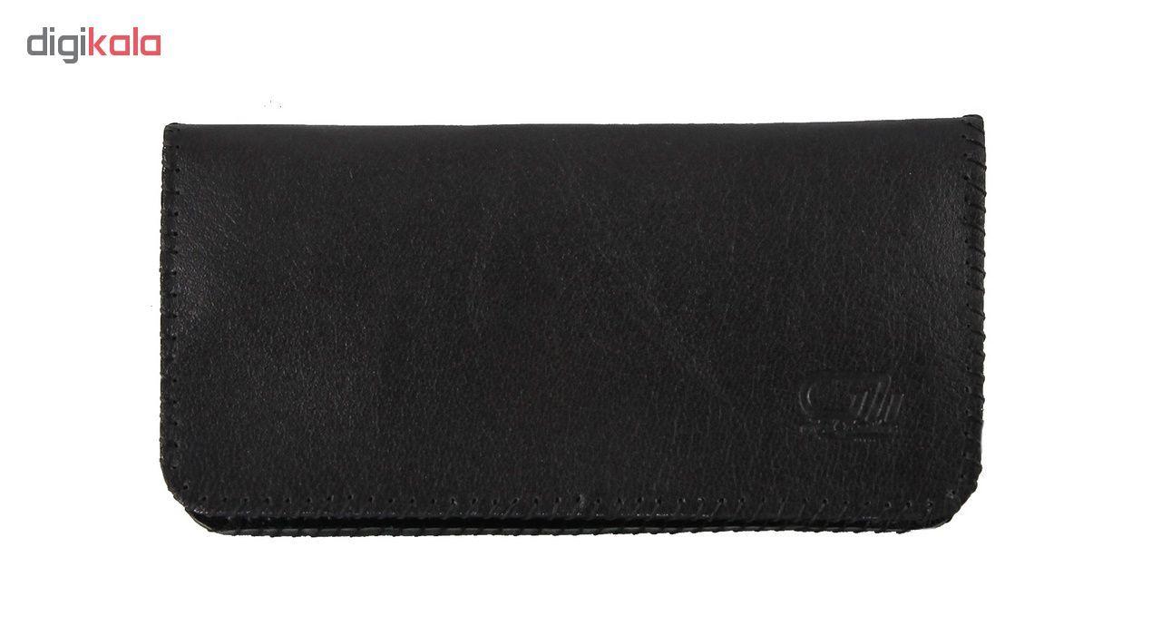 کیف پول چرم طبیعی گالری راد مدل کتی -  - 11