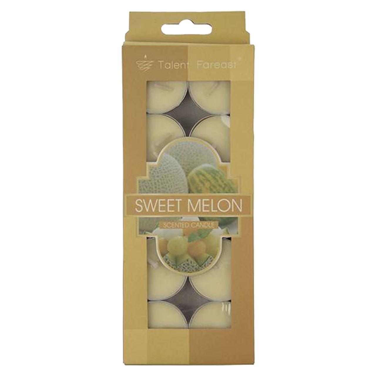 شمع وارمر تلنت فارست سورتک طرح Sweet Melon مدل STC211 بسته 10 عددی
