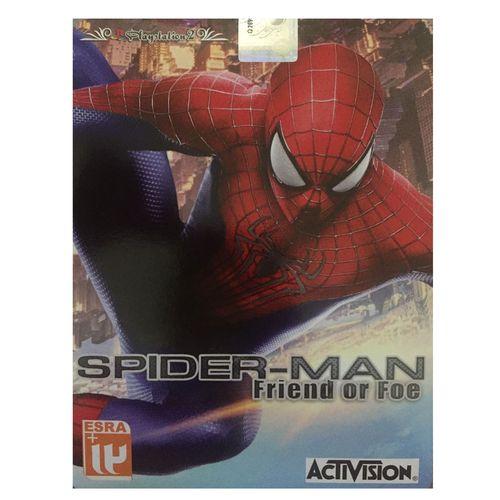 بازی SPIDER-MAN مخصوص PLAYStation2