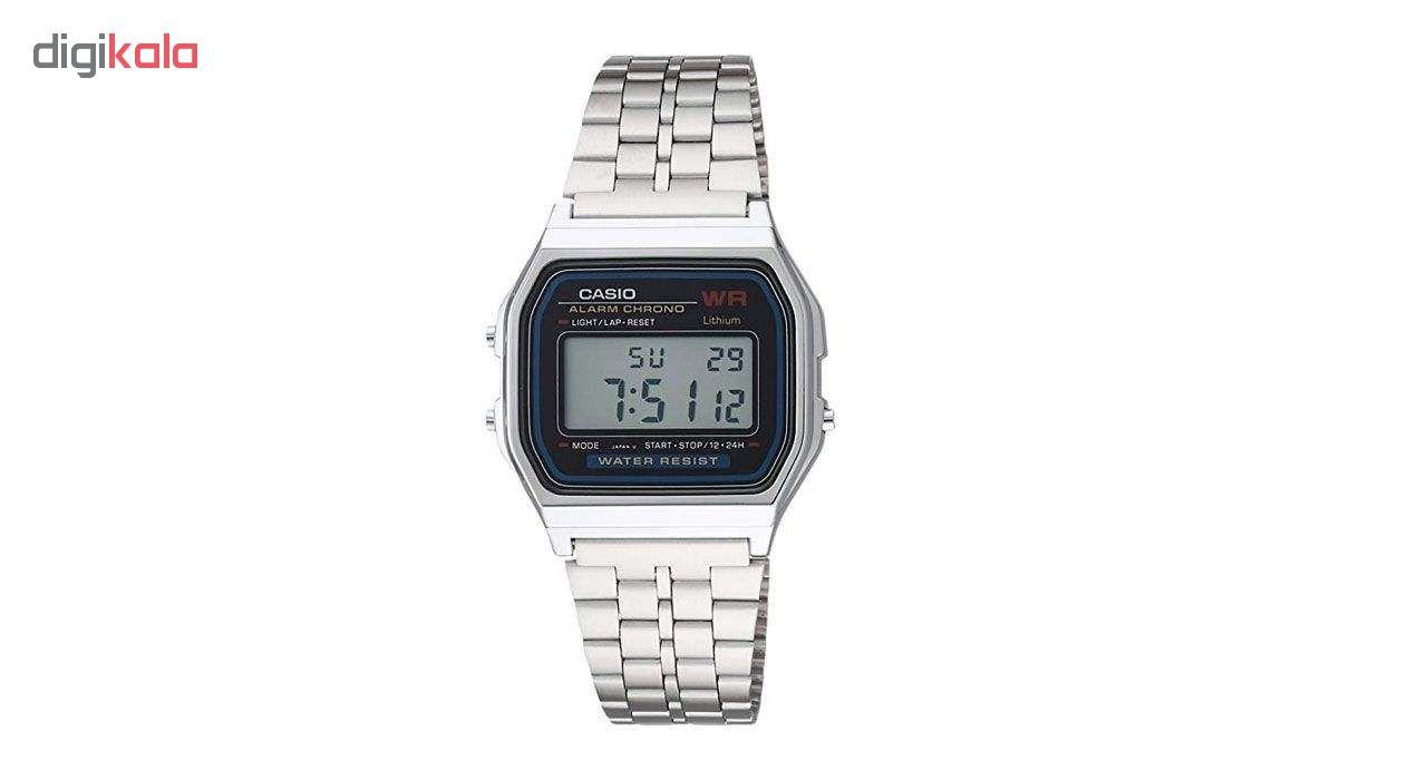 خرید ساعت مچی دیجیتال مردانه مدل 159WA | ساعت مچی