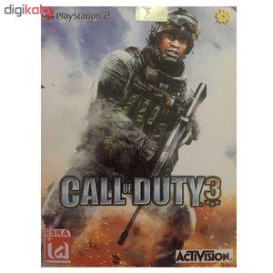 بازی 3 CALL OF DUTY مخصوص PLAYStation2 به همراه چراغ USB آبی