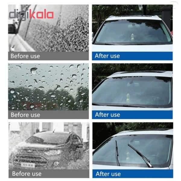 قرص شیشه شوی خودرو  ترمتای مدل torom5 بسته ۴ عددی main 1 4
