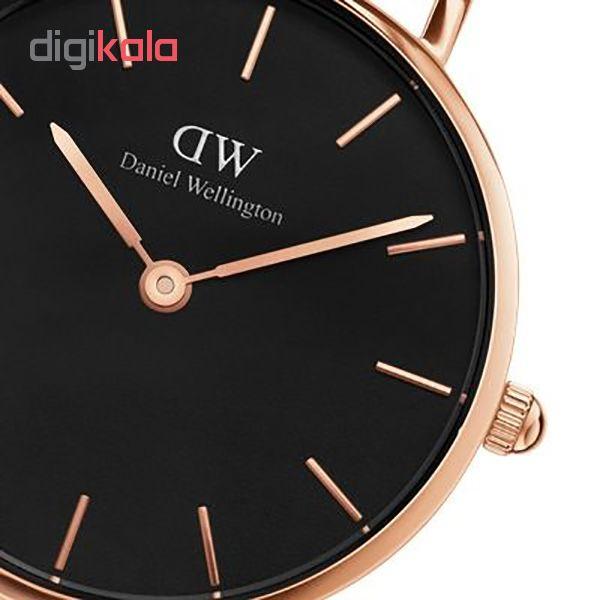 ساعت مچی زنانه دنیل ولینگتون کد W1178 غیر اصل