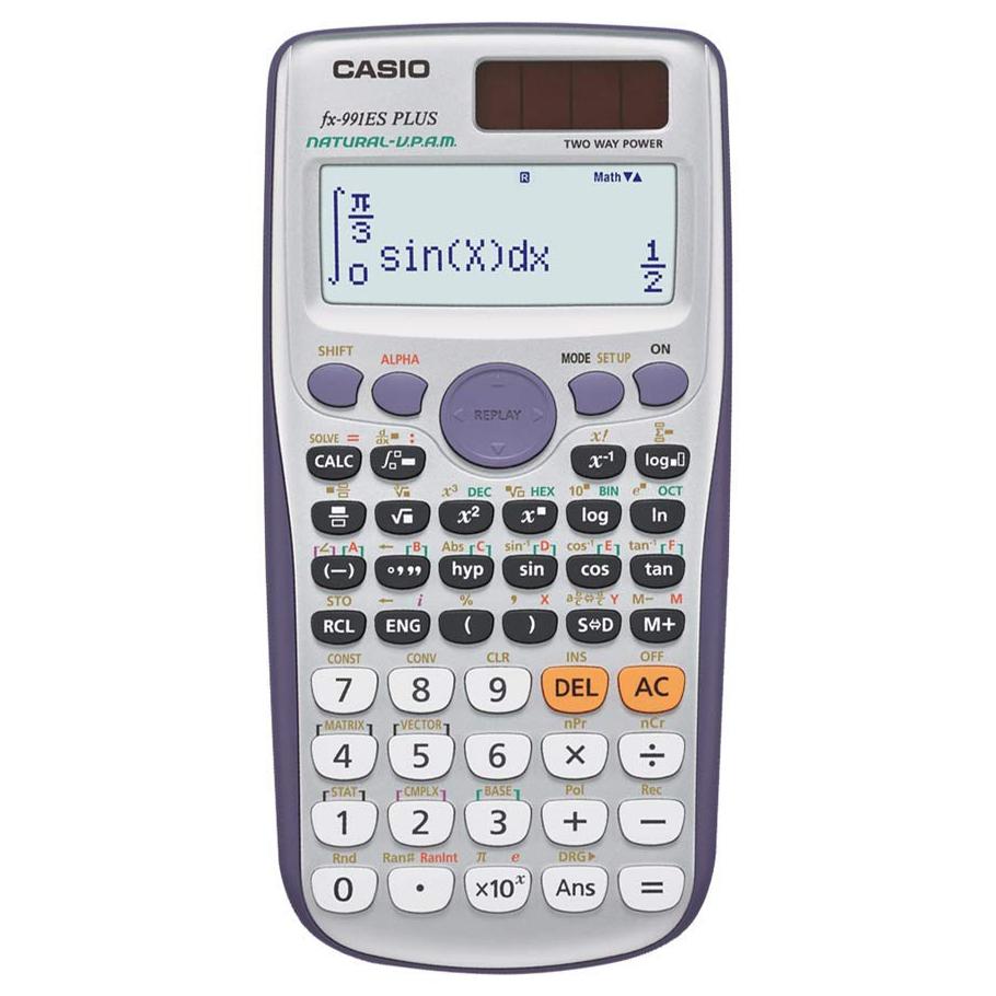 ماشین حساب مدل FX-991 ES PLUS