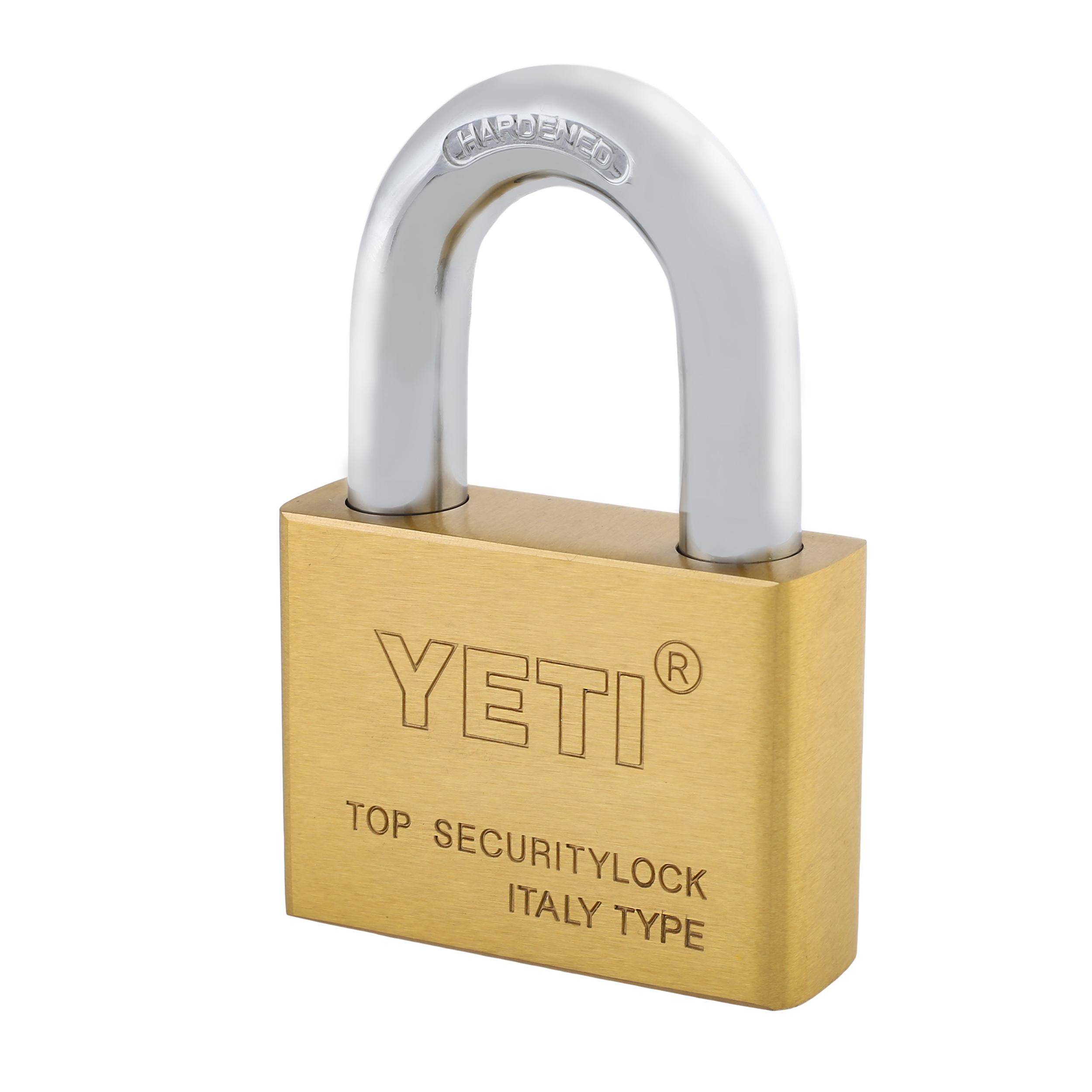 قفل آویز یتی مدل 70 Solex