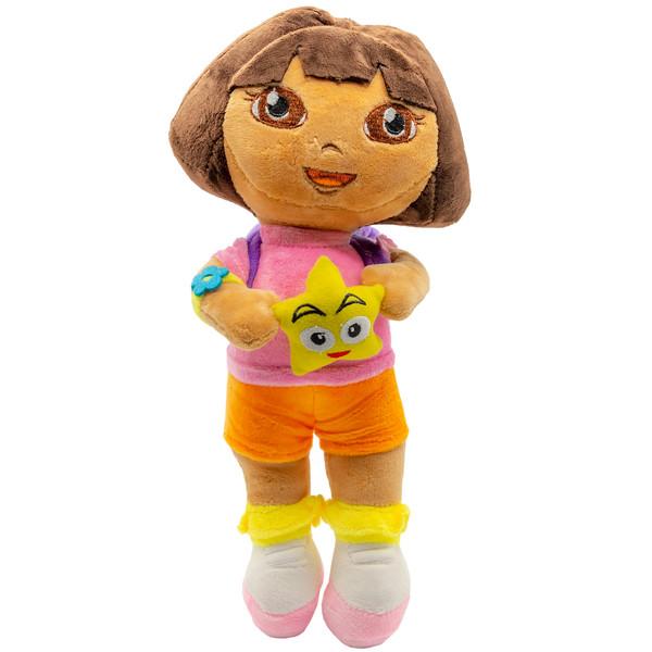 عروسک بی جی دالز طرح دختر دورآ ارتفاع 35 سانتی متر