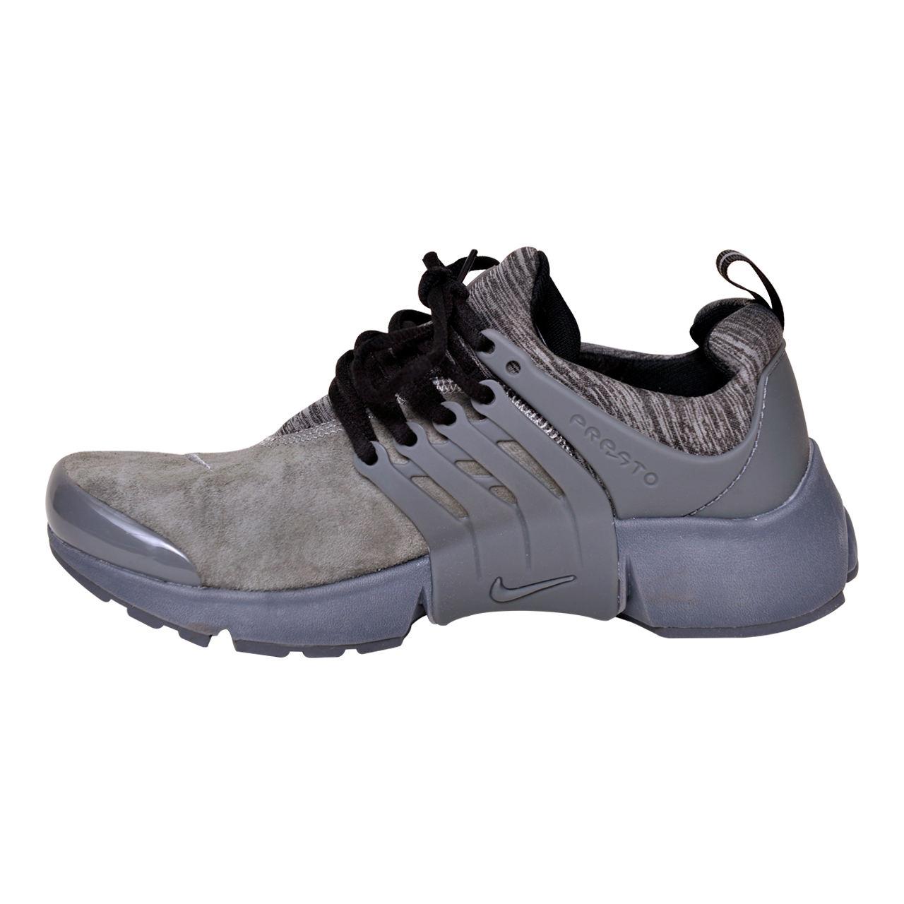 کفش مخصوص پیاده روی مردانه نایکی مدل AIR PRESTO BR GRAY