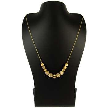 گردنبند طلا 18 عیار زنانه مانچو مدل Sfg625 |