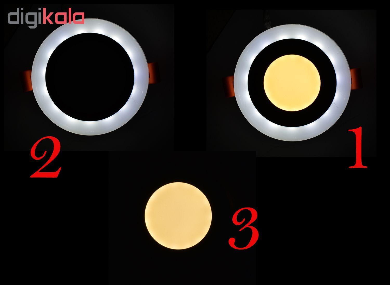 پنل ال ای دی سه حالته 6 وات مدل RL main 1 4