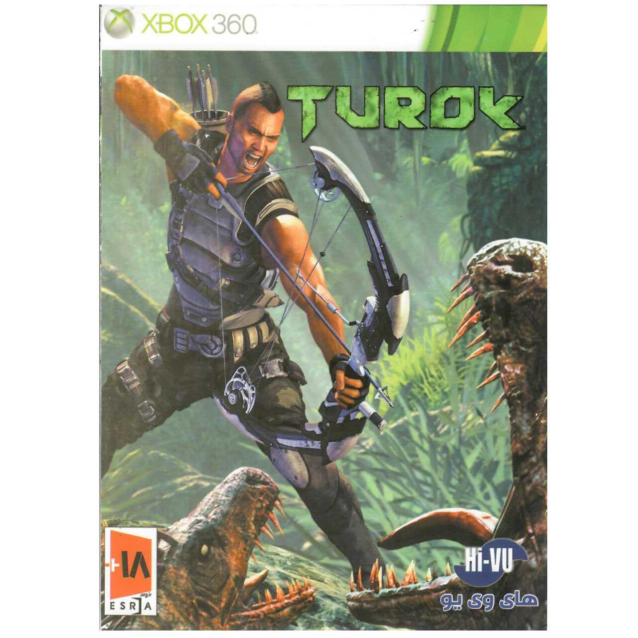 بازی Turok مخصوص Xbox 360