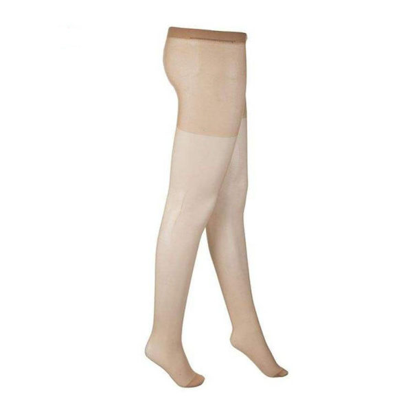 جوراب شلواری زنانه پنتی کد K288 رنگ کرم