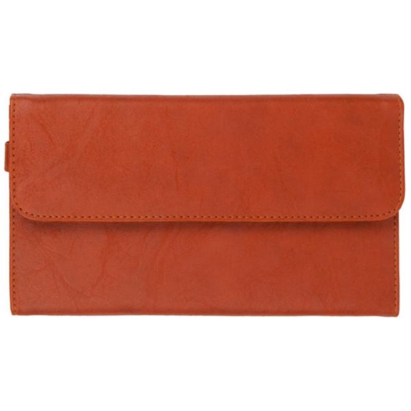 کیف مدارک رویال چرم کدP4/1-Brown