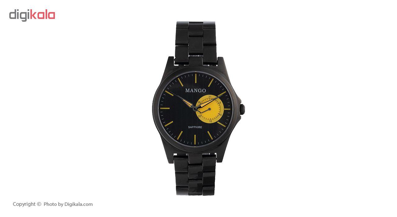 ساعت مچی عقربه ای مردانه مدل MA6408M-35B