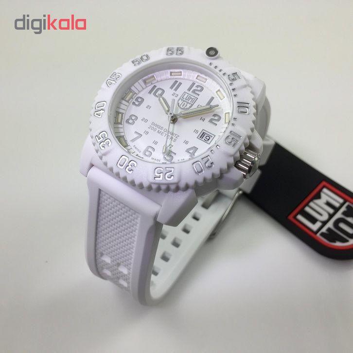 خرید ساعت مچی عقربه ای مردانه لومینوکس مدل XS.0307.WO