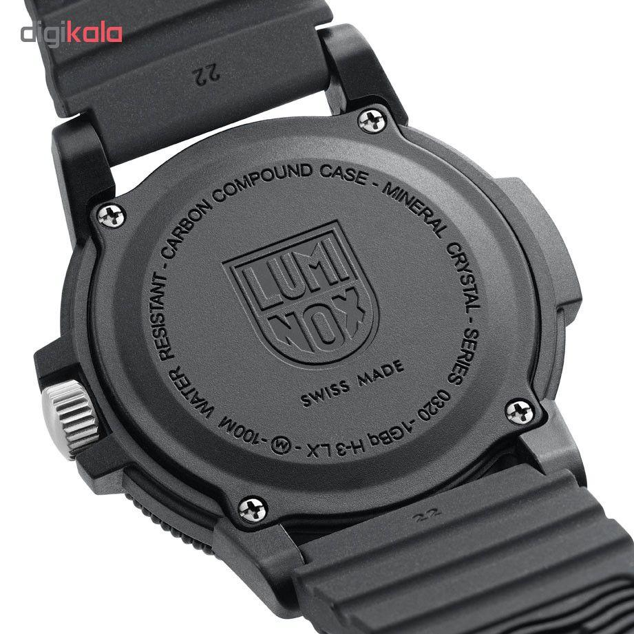 خرید ساعت مچی عقربه ای مردانه لومینوکس مدل XS.0321.BO.L