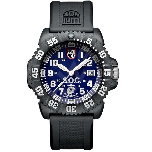 ساعت مچی عقربه ای مردانه لومینوکس مدل XS.3053.SOC.SEL