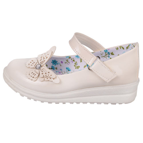 کفش دخترانه مدل پروانه  کد 3558