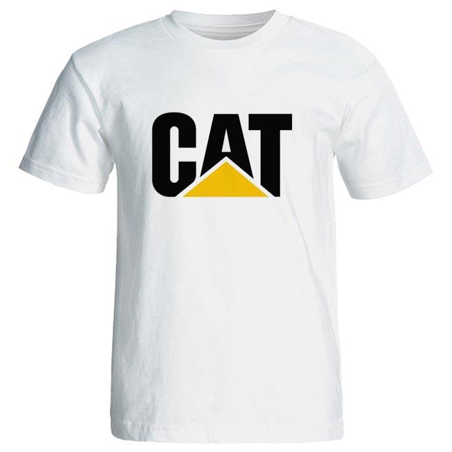 قیمت تیشرت آستین کوتاه مردانه کاترپیلار کد 4101