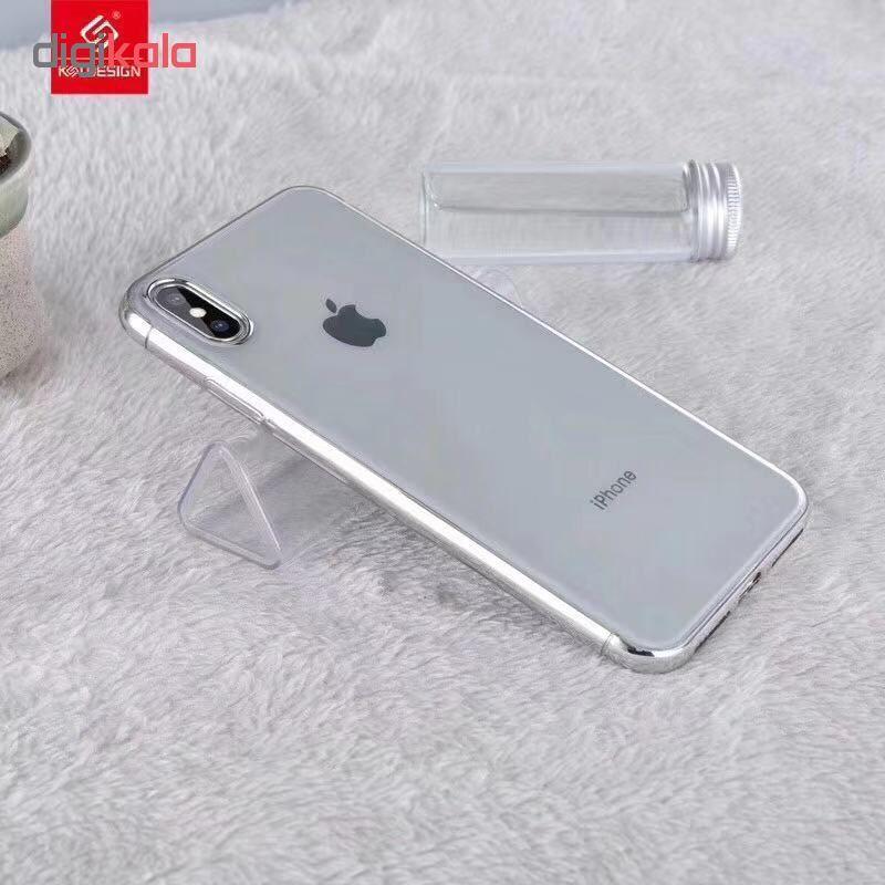 کاور آی دوژی مدل Electroplate Pc مناسب برای اپل iPhone X/XS main 1 17