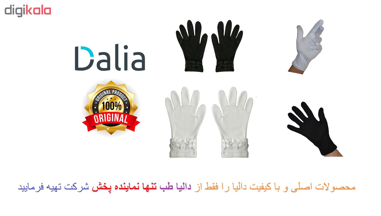دستکش نخی ضد حساسیت دالیا مدل viscose2 main 1 4
