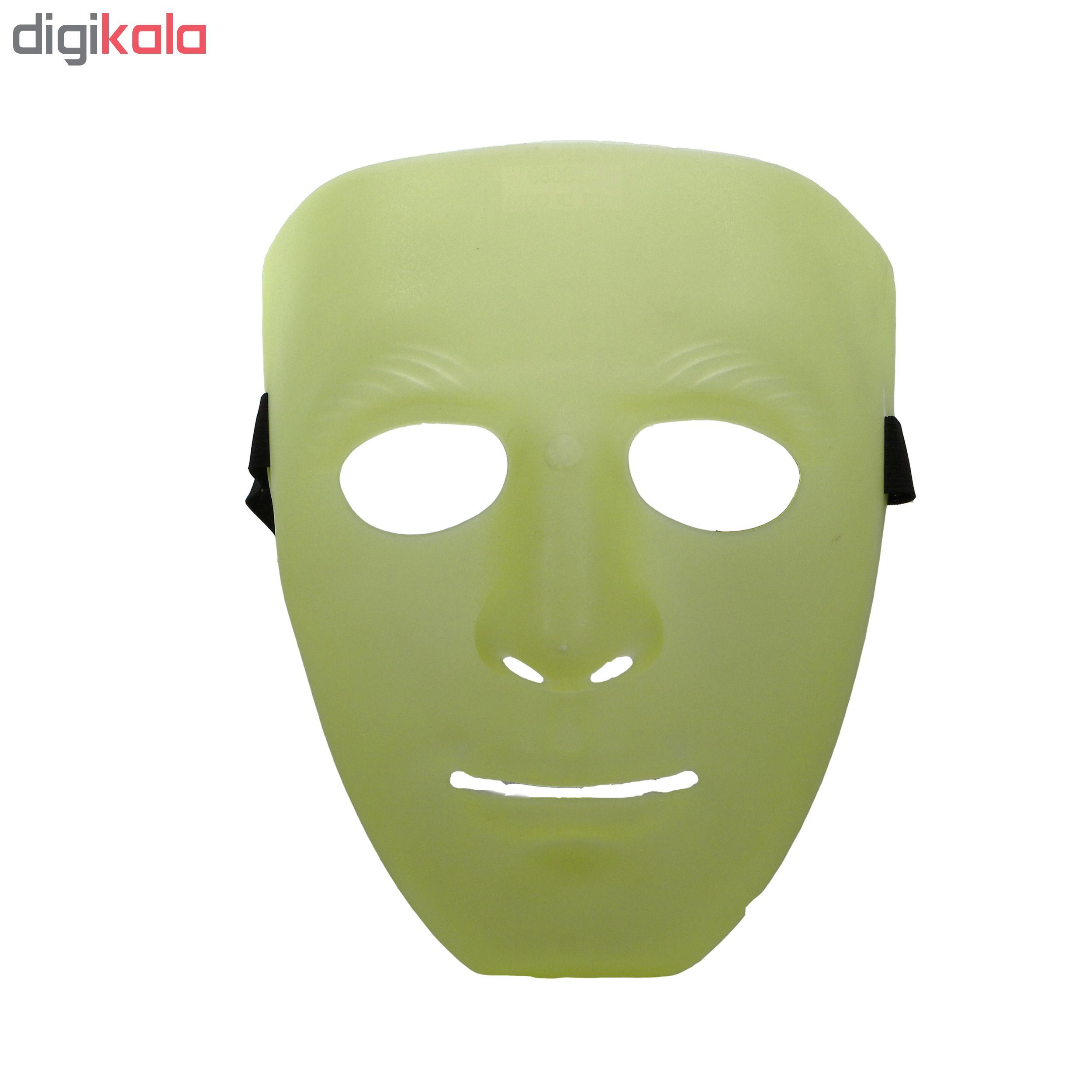 ماسک طرح خنثی مدل bmk