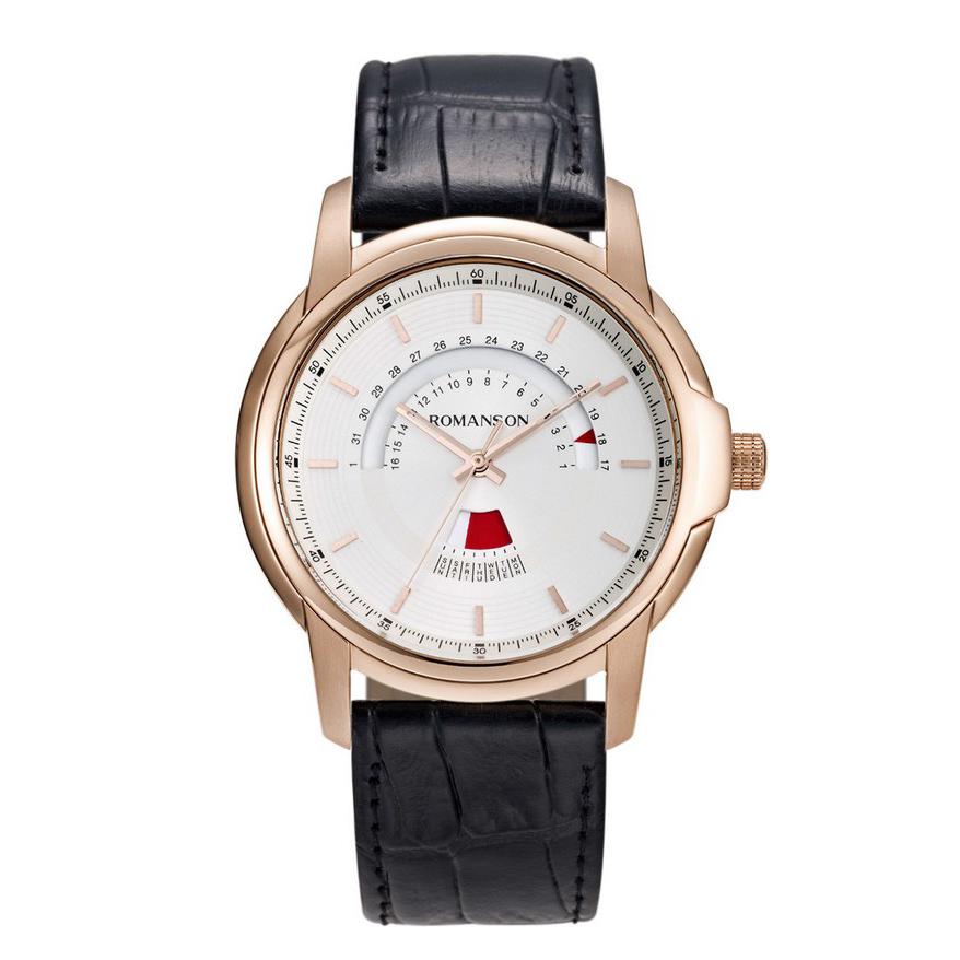 ساعت مچی عقربه ای مردانه رومانسون مدل TL6A21CMBRA1C4