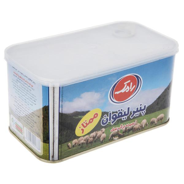 پنیر لیقوان ممتاز رامک مقدار 700 گرم