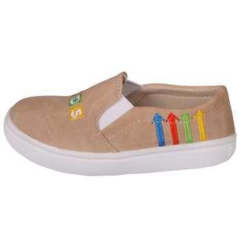 کفش دخترانه مدل کیدز کد 3595 رنگ کرم |