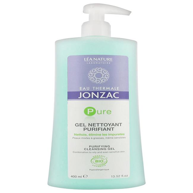 قیمت ژل پاک کننده آرایش صورت ژونزک مدل pure purifying حجم 400 میلی لیتر