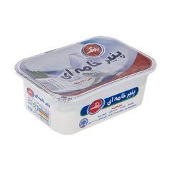 پنیر خامه ای رامک وزن 300 گرم