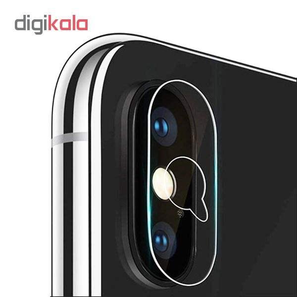 محافظ لنز دوربین مدل TPD-11 مناسب برای گوشی موبایل اپل Iphone XS Max main 1 1