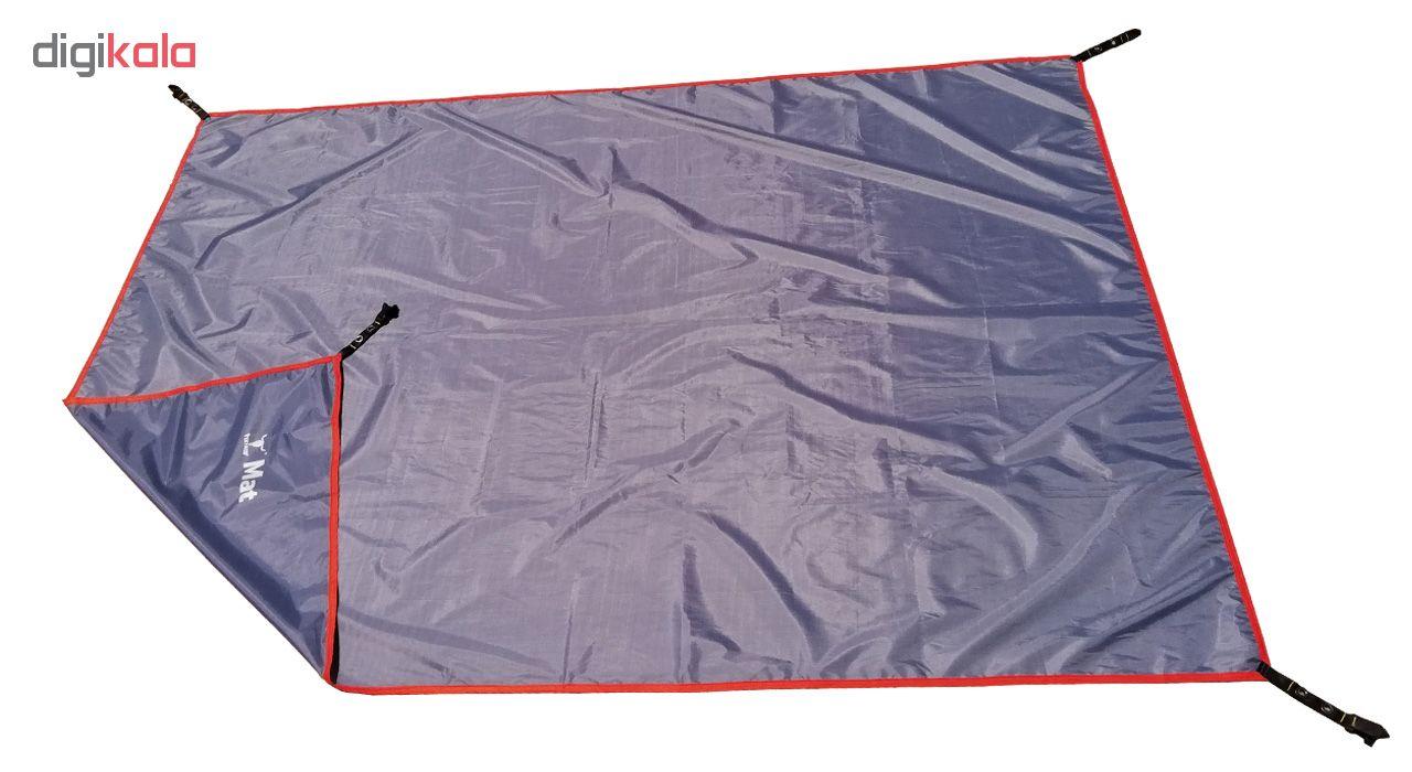 زیرانداز چادر 2 نفره پکینیو مدل Mat